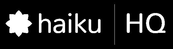 HaikuHQ